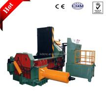 Aluminum scrap baling press/hydraulic metal packing machine