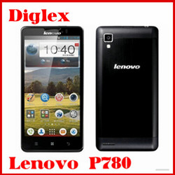 wholesale Lenovo P780 Android 4.2 Phone MTK6589 Quad Core 8.0MP china mobile phone