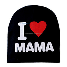 Cheap wholesale Fashion star baby hats beanies children kids winter hats cute cotton head caps