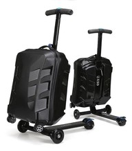 2014 china supplier 2015 New design 5pcs trolley eva luggage in stock
