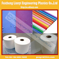 100% Polyester/PET spunbonded nonwoven fabric for surgical and medical uniforms