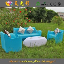 High fashion CE ROHS party home decoration plastic sofa feet