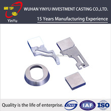 Customized Silica Sol Investment Casting Steel Product
