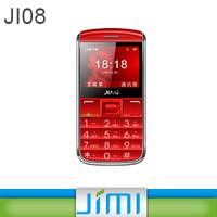 sos button 2.41 inch color screen big font & talking keypad mobile phones for elderly