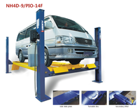 car workshop lifting equipment /4-wheel alignment equipment/used 4 post car lift for sale