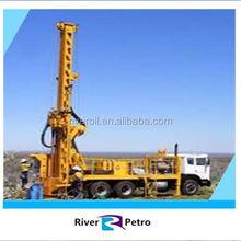 Precio mineral exploración XY-5T pozo de agua / minería plataforma de perforación para perforación de petróleo