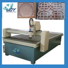 CNC woodworking machine with vacuum table and rotary axis made in China