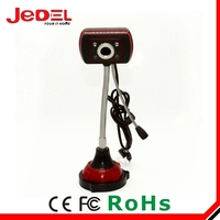 Factoty price wholesale usb 2.0 pc web camera driver with night light