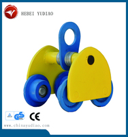 Promoting six wheeled cargo trolley furniture moving trolleys weight lifting trolleys