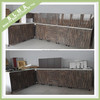 China High Gloss UV door Kitchen Cabinet