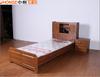 MDF hot sale modern home furniture bedroom set bed 8892#