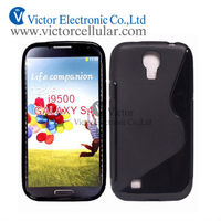S line tpu case for Samsung Galaxy S4 I9500