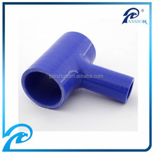 China Heat Resistance Auto T Sharp Silicone Tube