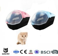 2015 pet transport box for cats cat carrier disposable cat box