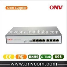 8 Ports POE Network Switch Ethernet Switch RJ45 Network POE Switch power 15.4Watts (IEEE802.3af)