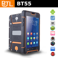 Cruiser BT55 andriod 3G A-GPS 2+8MP/1+8GB dual sim fortisx waterproof rugged phone
