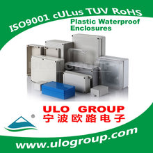 Modern Hot-Sale Electrical Plastic Waterproof Enclosure Manufacturer & Supplier - ULO Group