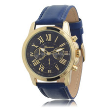 violet wrist watch , no.1345 colorful beautiful silicone strap wrist watches