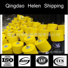 polyurethane inflatable buoys mooring buoys in factory price