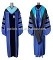 vestido de graduación para la canciller
