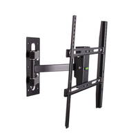 Ship from UK to Europe Articulating LCD LED Swivel Tilt Arm TV Wall Mount For 32 36 40 42 46 48 50