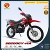 Top Quality 200CC Dirt Bike 4 Stroke Automatic For Sale SD200GY-14A