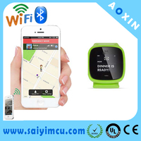 bluetooth kids smart watch with fitness tracker gps tracker tracker controller R&D