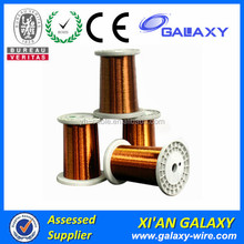 2014 China Competitive Factory Price High Quality CE/Rohs Standard ECW Wire Enameled Copper Wire For Air Blower Manufacturer