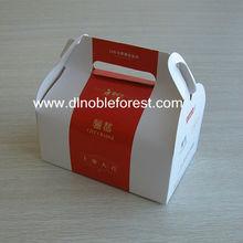 Customized Design Macarons Paper Box