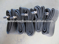 2.25-16 motorcycle high quality butyl rubber tire tube