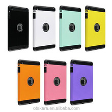 High Quality Double TPU Case for iPad mini