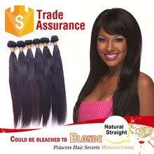 Cheap price natural silky straight wave raw unprocesse hair weft brazilian virgin hair