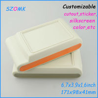 171x98x41 mm 2013 guangdong news handheld box for electronic device