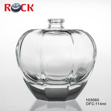115ml clear perfume bottle apple shaped 103060