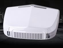 portable mini car air purifier, car air cleaner