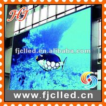 2012 new hot selling indoor wall led screen