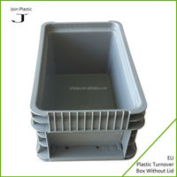 Paper box with clear plastic cover