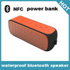Portable Wireless Mini Outdoor Handfree Nfc For Beatbox Bluetooth Speaker S10