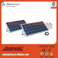 Polycrystalline Silicon High Efficiency 5W-300W PV Price Per Watt Solar Panel