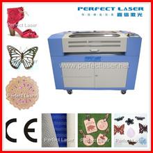 Perfect laser wood acrylic plexiglass co2 glass sandblasting & engraving machine price