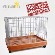 Reputation first aluminum dog car cage