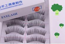 10Pairs Thick Volume False Eyelashes Eye Lashes Make up Eyes lashCosmetic Makeup Eyelash