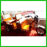 Multipurpose Folding Electric Trike Cargo E-Tricycle