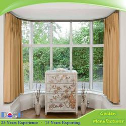 Factory Direct Sale Aluminum Sash Window With Fixed Window