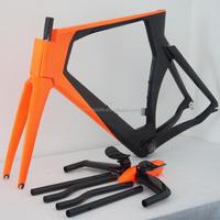 oem 2015 tt frame carbon fiber time trial frameset fork headset tt bar seat post