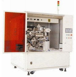 cosmetics tubes silk screen printing machine for single color printing and high printing speed