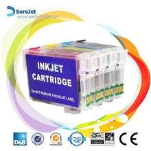 T2201 T220 refill ink cartridge for Epson WF2630 2650 2660 auto reset chip
