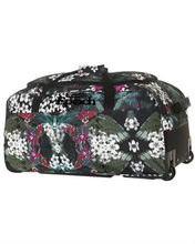 Full plate printing safari travel bag
