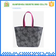 Wholesale high quality polyester fashion women handbags