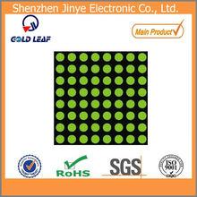 RGB LED flexible dot matrix 8x8
